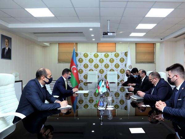 KOBİA və TÜMKİAD arasında anlaşma memorandumu imzalanıb - FOTO