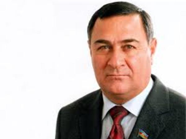 """İsmayıl Hacıyev """"Şöhrət"""" ordeni ilə təltif edildi"""