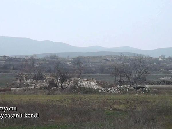 """Füzuli rayonunun Aşağı Aybasanlı kəndi - <span class=""""color_red"""">VİDEO - FOTO</span>"""