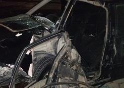 """Zaqatala-Qax yolunda maşın aşdı, <span class=""""color_red"""">sürücü öldü</span>"""