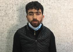 Gürcüstandan aldığı heroini bacısına məxsus yarımtikilidə gizlətdi - VİDEO - FOTO