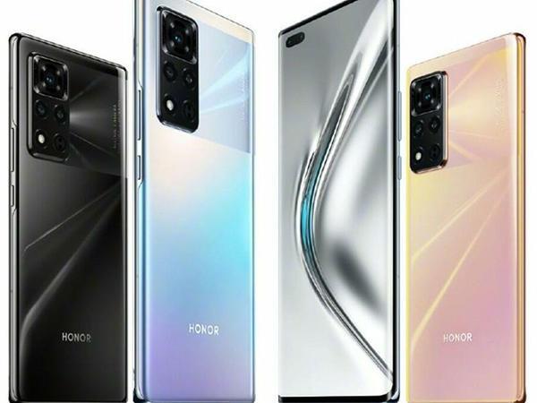 """""""Honor"""" şirkəti """"V40 5G"""" smartfonunu təqdim edib"""