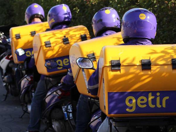 Türkiyənin çatdırılma xidməti Getir 128 milyon dollar investisiya aldı