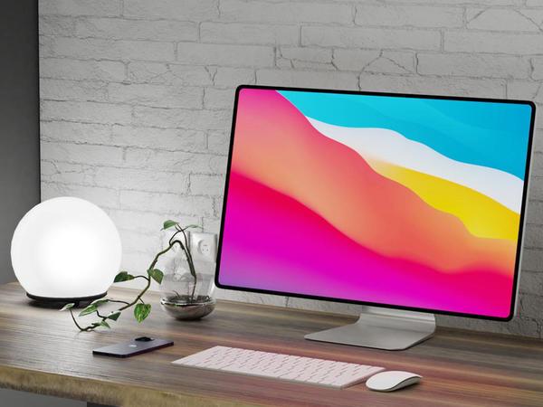 """""""Apple iMac"""" kompüterlərinin dizaynını 8 ildən sonra ilk dəfə yeniləyir"""