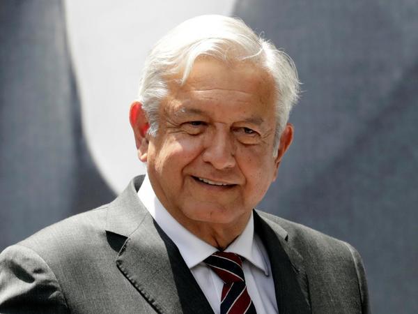 Meksikanın prezidenti koronavirusa yoluxub
