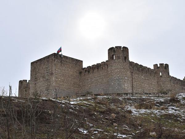 Pənahəli xanın tikdirdiyi Şahbulaq qalası - VİDEO - FOTO