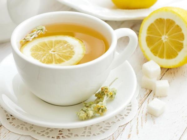 Limonlu çay arıqlamağa kömək edir