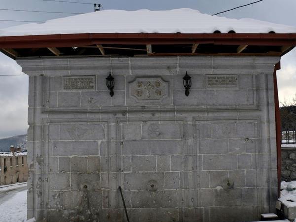 Şuşanın Mamay məhəlləsindəki məscid və bulaq erməni vandalizminə məruz qalıb - FOTO