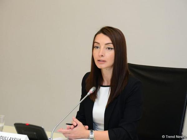 """Rusiyalı deputatın adı &quot;qara siyahı&quot;ya salındı - <span class=""""color_red"""">Leyla Abdullayeva</span>"""
