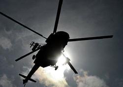 "Hindistanda helikopter qəzası: <span class=""color_red"">pilot öldü</span>"