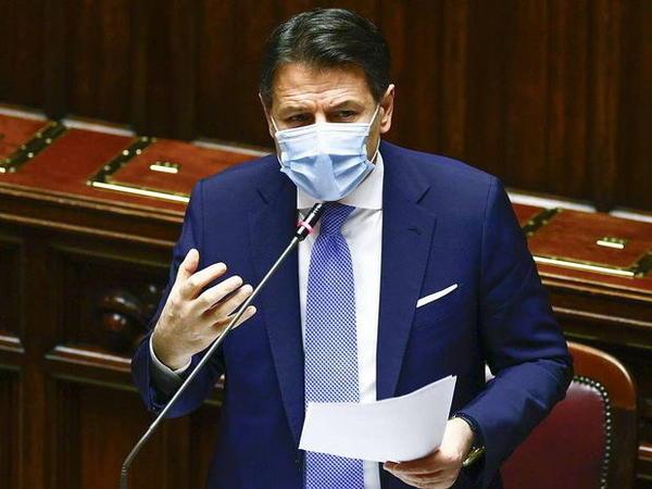 İtaliyada baş nazirin istefası gözlənilir