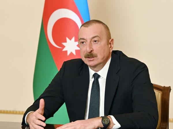 """Prezident İlham Əliyev: """"Azərbaycanda internet azaddır, heç bir senzura yoxdur"""""""