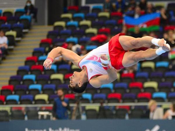 Bakıda idman gimnastikası üzrə Dünya kuboku təxirə salınıb