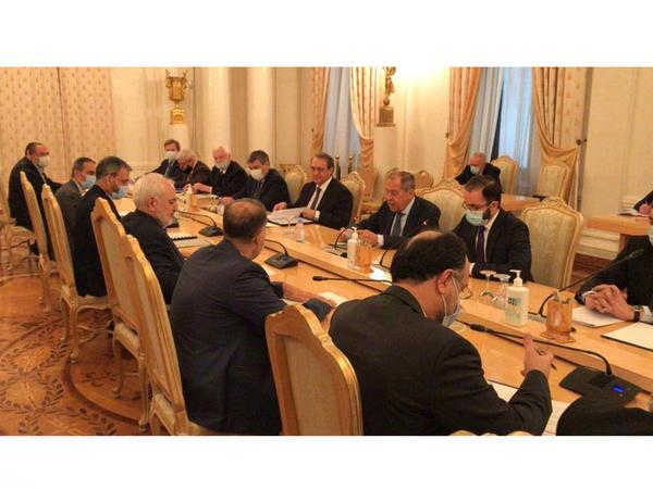 Rusiya və İran XİN başçılarının görüşü keçirilir