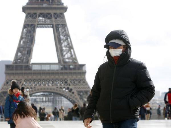 Fransada ötən sutka koronavirusdan 445 nəfər ölüb