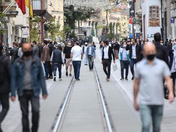 Türkiyədə son sutkada koronavirusdan 8 108 nəfər sağalıb