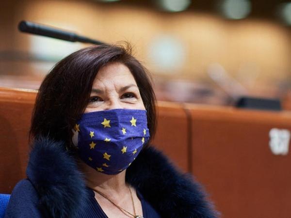 Yunanıstanlı Despina Tsovilis AŞPA-nın yeni Baş katibi seçilib