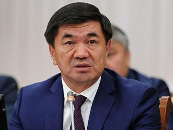 Qırğızıstanın keçmiş Baş naziri saxlanıldı