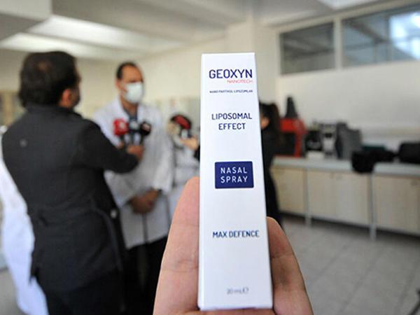 Türklər koronavirusu 1 dəqiqədə öldürən sprey yaratdılar