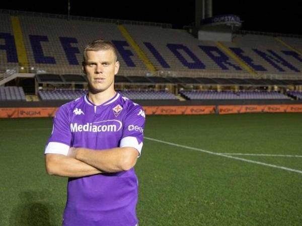 """Kokorin rəsmən """"Fiorentina""""da"""