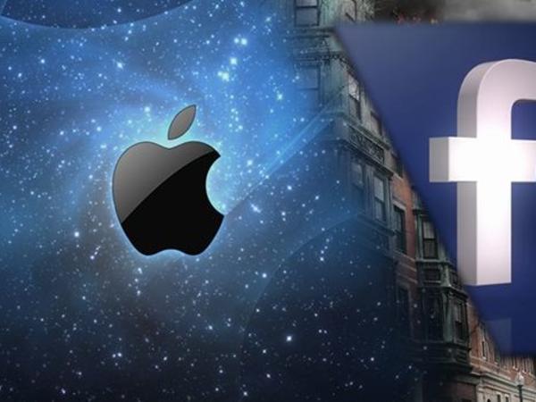 """""""Apple"""" və """"Facebook""""un gəlirləri açıqlandı"""