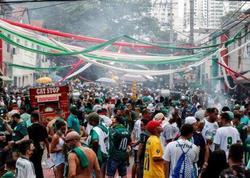 """Braziliyada azarkeşlər arasında dava düşdü, <span class=""""color_red"""">bir nəfər öldürüldü</span>"""