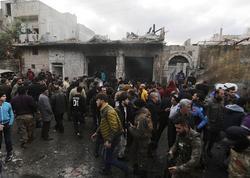 """Suriyanın 2 şəhərində avtomobillər partladıldı: <span class=""""color_red"""">10 nəfər öldü, 24 nəfər yaralandı - FOTO</span>"""