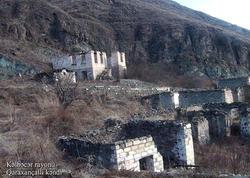 Kəlbəcərin Qaraxançallı kəndi - VİDEO - FOTO
