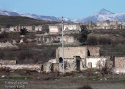 Cəbrayıl rayonunun Soltanlı kəndi - FOTO - VİDEO