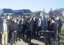 Diplomatik korpus nümayəndələri Cocuq Mərcanlıda səfərdədirlər - VİDEO - FOTO