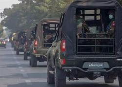 """Myanmada hökumət üzvünün avtomobil karvanına hücum: <span class=""""color_red"""">12 ölü, 13 yaralı</span>"""