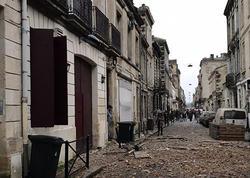 Fransanın Bordo şəhərinin mərkəzində partlayış