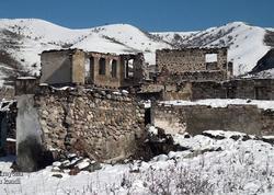 Qubadlı rayonunun Muğanlı kəndi - FOTO - VİDEO