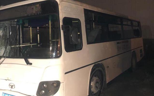 Sumqayıtda avtoxuliqanlıq edən, polisə zor tətbiq edən avtobus sürücüsü tutuldu
