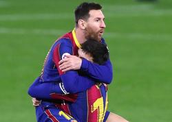 Messi şəxsi rekordunu yenilədi