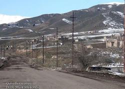 Qubadlının Diləli Müskənli kəndi - VİDEO - FOTO