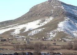 Ağdamın Qurdlar kəndi - VİDEO - FOTO