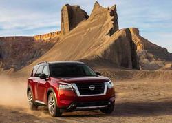 Yeni nəsil Nissan Pathfinder krossoveri təqdim edilib - FOTO