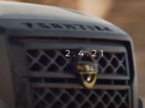 Nissan yenilənmiş Frontier modelinin yeni tizerini dərc edib - VİDEO