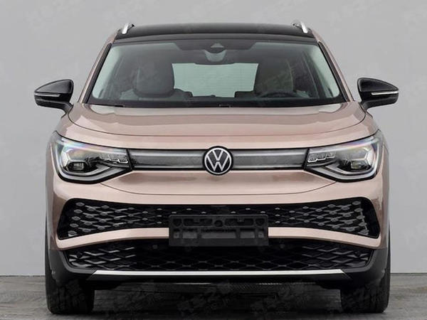Volkswagen ID.6 krossoverinin şəkilləri peyda olub - FOTO