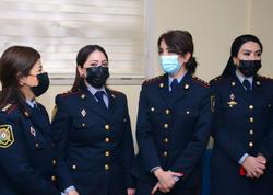 Polis əməkdaşları da peyvənd olunur - Trend TV-nin reportajı - VİDEO - FOTO