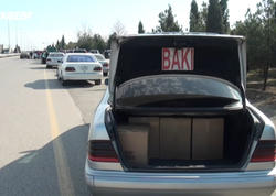 Bakıya sərnişin daşıyan taksi sürücüləri gediş haqlarını artırdılar - VİDEO