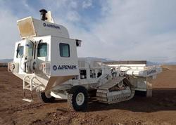 Şotlandiya şirkəti Füzulidə tikilən aeroportun ərazisi minalardan təmizlədi - VİDEO