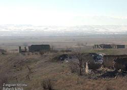 Zəngilanın Babaylı kəndi - FOTO - VİDEO