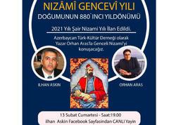 Haaqada Nizami Gəncəvidən proqram yayımlanıb