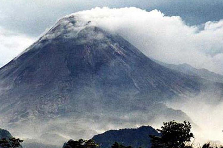 Siciliyada Etna vulkanı püskürüb