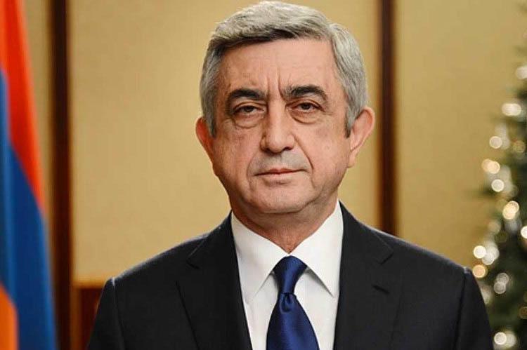 """Serj Sarkisyan: """"Məğlubiyyət qaçınılmaz idi"""""""
