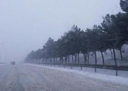 Buz bağlayan yolların siyahısı açıqlandı