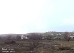 Füzulinin Govşatlı kəndi - FOTO - VİDEO