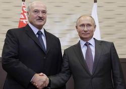 Putin və Lukaşenko Rusiyada görüşəcəklər